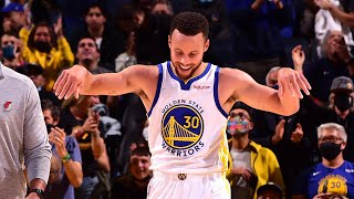 Steph Curry SICK Dribbling Skills Bring WARRIORS Crowd to Its FEET! 🤩