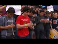 Student Section Challenge: Stanford fans compete to solve Rubik's Cubes