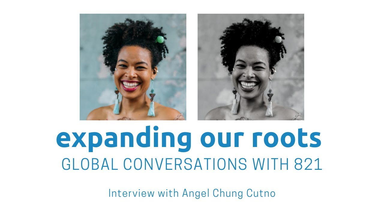 Expanding Our Roots: Angel Chung Cutno