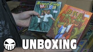 Unboxing - Double Dragon IV & River City Melee Classic Edition