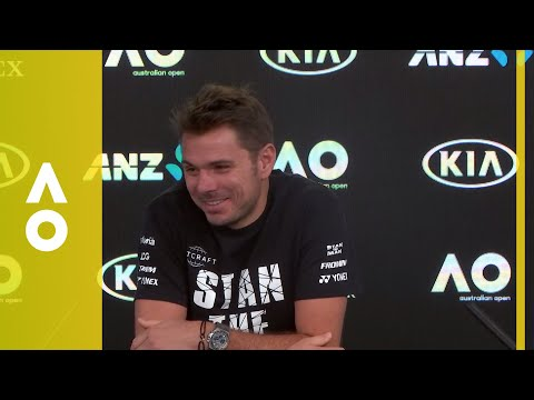 Stan Wawrinka - Pre-Tournament Press Conference | Australian ...