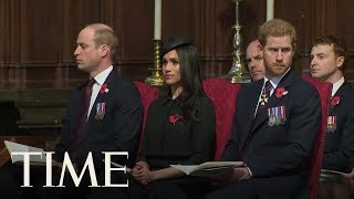 Prince William Falls Asleep During Important Event Like The Relatable New Dad He Is | TIME