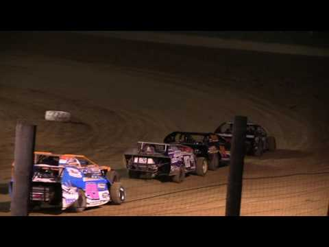 5 27 17 Modified B Main #1 Lincoln Park Speedway