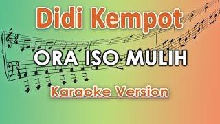 Didi Kempot - Ora Iso Mulih (Karaoke Lirik Tanpa Vokal) by regis
