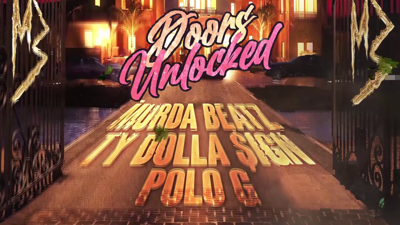 "Murda Beatz - ""Doors Unlocked"" (with Ty Dolla $ign & Polo G) [Official Audio]"