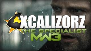 CoDMW3 - The Specialist Mows Down Hardhat + M.o.a.B