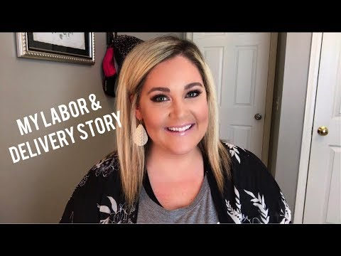 MY LABOR & DELIVERY STORY AT 35 WEEKS!