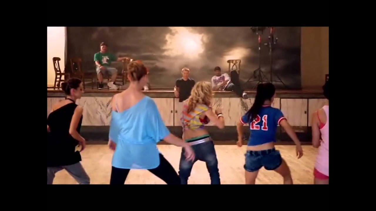 Sexy street dance