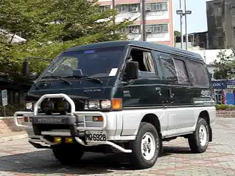 1992 delica lhd 4x4 manual 138k video 1 youtube. Black Bedroom Furniture Sets. Home Design Ideas