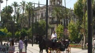 スペイン・セビリアの町(Sevilla)