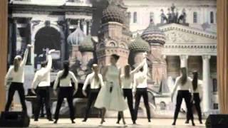 Школа танца Виктории Гофман. FEVER 3 группа