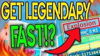 HOW TO GET LEGENDARY QUIRK FAST!? | BOKU NO ROBLOX REMASTERED!? | ROBLOX | Builderboy TV