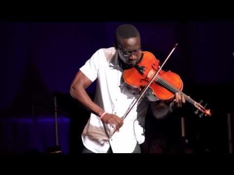 Black violin performs dirty orchestra w the imperial symphony orchestra 2014