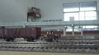 Bachmann HO scale gandy dancer 01