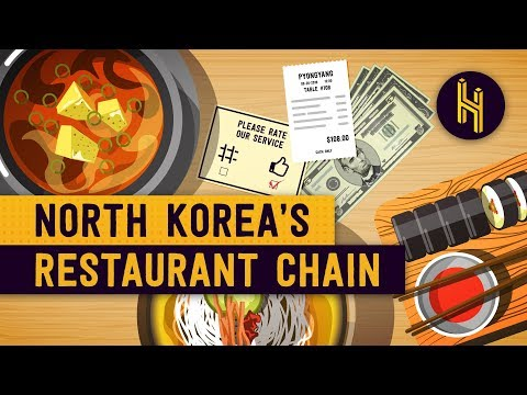 The Global Restaurant Chain Run by North Korea