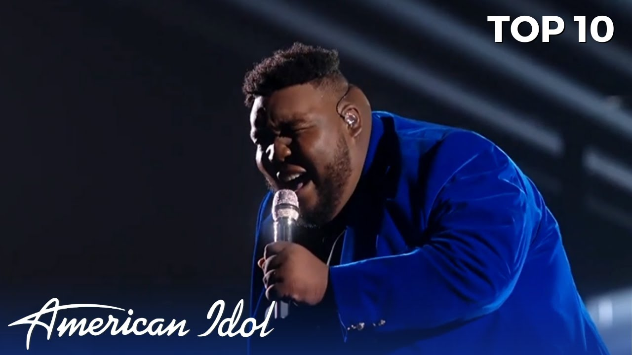 Willie Spence Singing Stand Up By Cynthia Erivo INSTANT FrontRunner Status on American Idol