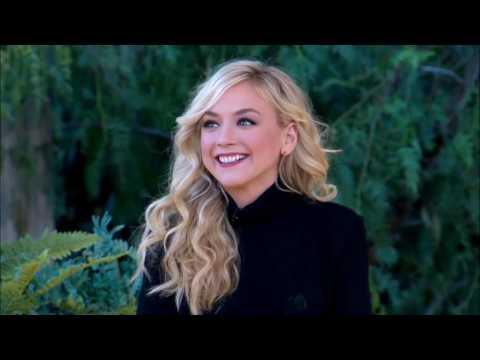 Emily Kinney Performs Never Leave LA  Love on the Sidelines Hallmark Interview