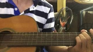 Tình Đơn Phương .....:(( guitar