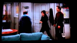 Seinfeld - Jerry and Elaine dance (Scoop these two up)