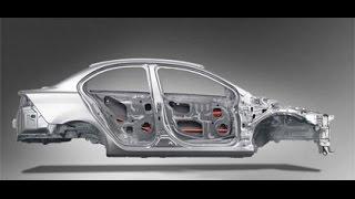видео Кузовной ремонт автомобилей Mitsubishi