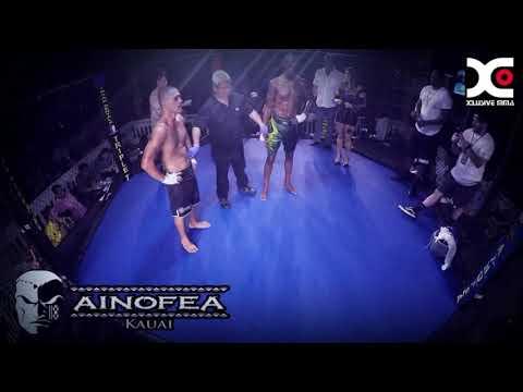 Tee Jay Britton vs Fatu Tuitasi : MMA Hawaii