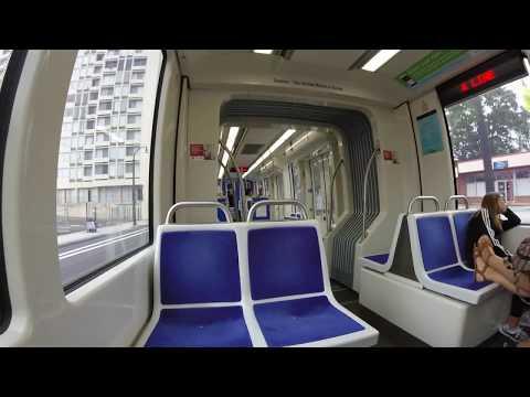 Atlanta Streetcar: Full Loop Ride (Centennial Olympic Park and Back!) (2018)