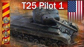 T25 Pilot 1 - mistrzostwo świata - BITWA - World of Tanks