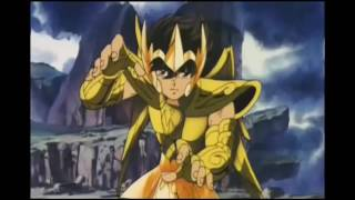 seiya vs dolbar gold sagitarius cloth descend (ENG SUB)