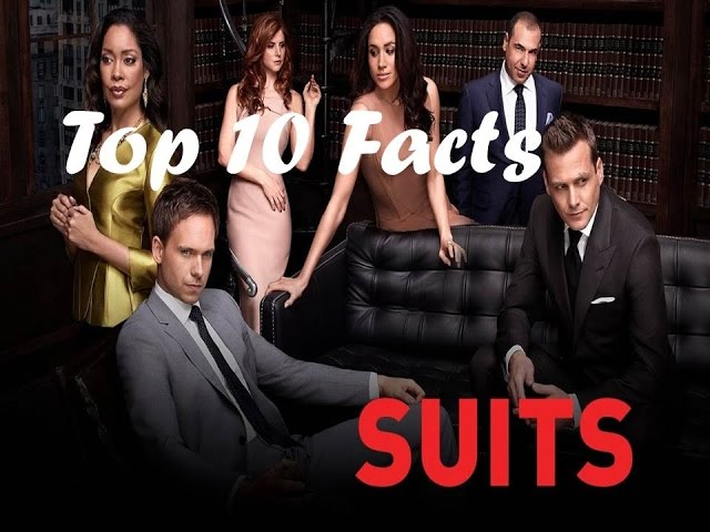 Top 10 Facts About Suits (The TV Series)
