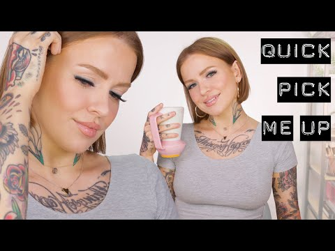 QUICK PICK ME UP MAKEUP plus chats thumbnail