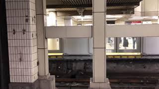大阪メトロ御堂筋線10系 新金岡行き天王寺駅到着