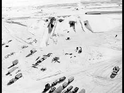 Strange - Camp Century-The secret city under ice