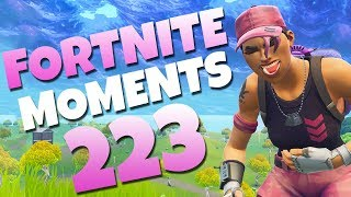 THE FUNNIEST WAY TO TROLL YOUR FRIEND!! (KART TRICK!) | Fortnite Funny Moments 223
