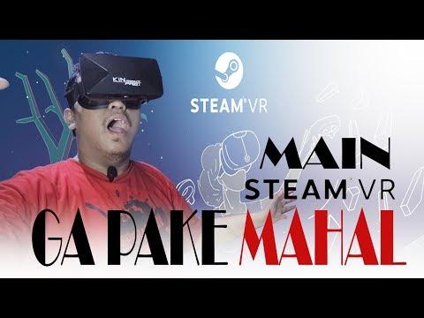 VR Headset MAHAL!? Coba dulu pake yang INI!
