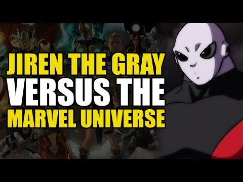 Jiren vs The Marvel Universe!