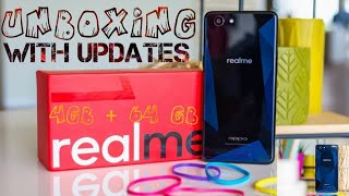 'Realme 2' 4gb + 64gb'/unboxing best smartphone 'updates'