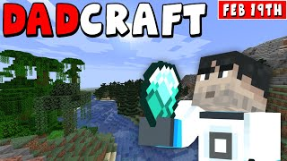 Sips Plays Dadcraft (Minecraft Server) - (19/2/21)