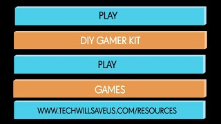 Download and Play Games with DIY Gamer! Thumbnail