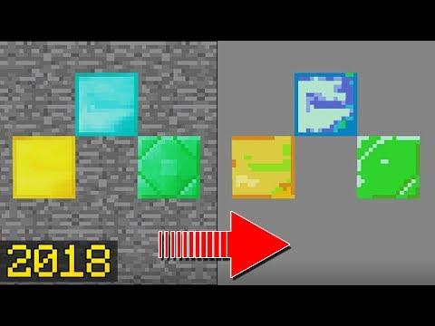 The SECRET HISTORY of Minecraft APRIL FOOLS Updates!