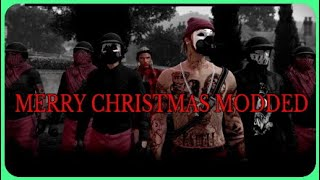 Gambar cover GTA 5 - Christmas War ! Full Tdm (Gta 5 Online) 2v2 Rng Team Deathmatch Montage