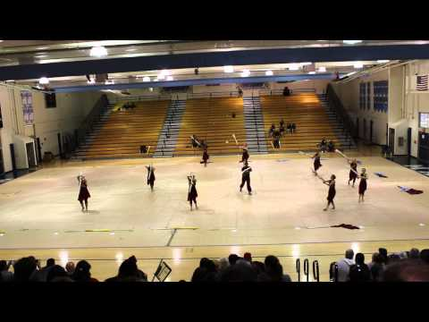 Santa Monica High School Winterguard 2015