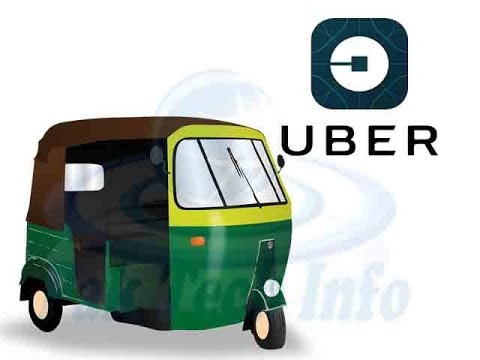 Uber re-launch || AUTO || in bangalore and pune