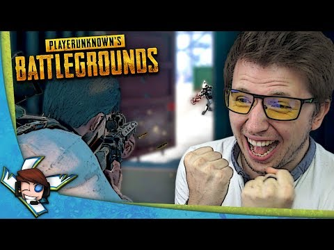 Une game incroyable : PlayerUnknown's Battlegrounds