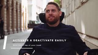 Introducing The Gyroset™ Vigo - The Future of Wheelchair Head Control
