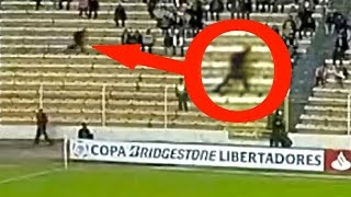 6 scariest ghost moments caught on camera at football stadium real or fake