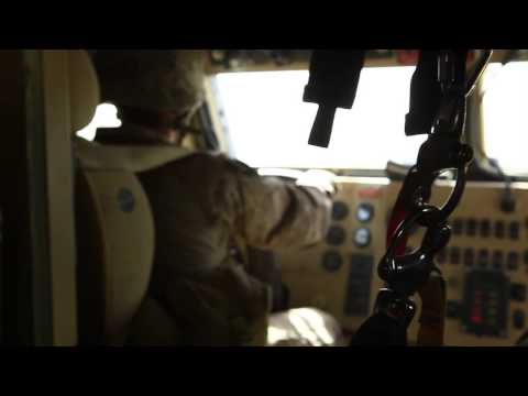 CLR-2 Convoy Operations Helmand Province, Afghanistan