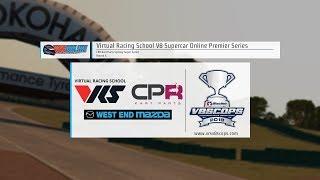 Virtual Racing School V8SCOPS 2018 - Round 6, Oran Park