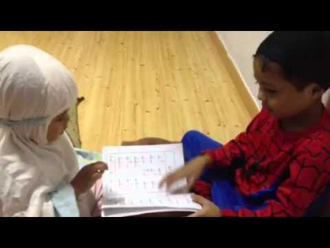 Anak Kecil Mengaji-P2 - YouTube