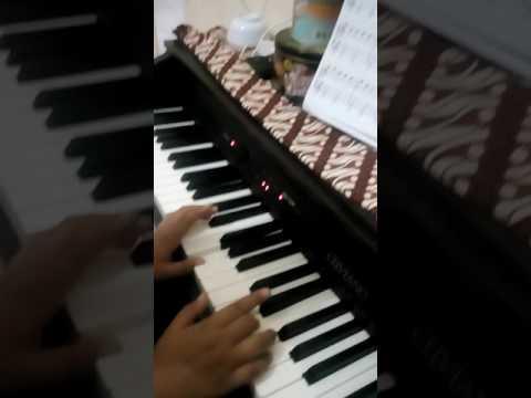 Belajar Piano : Melati Kenanga
