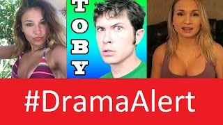 Toby Turner STALKING? #DramaAlert Zoie Burgher TRIGGERED! 4Chan vs Laci Green